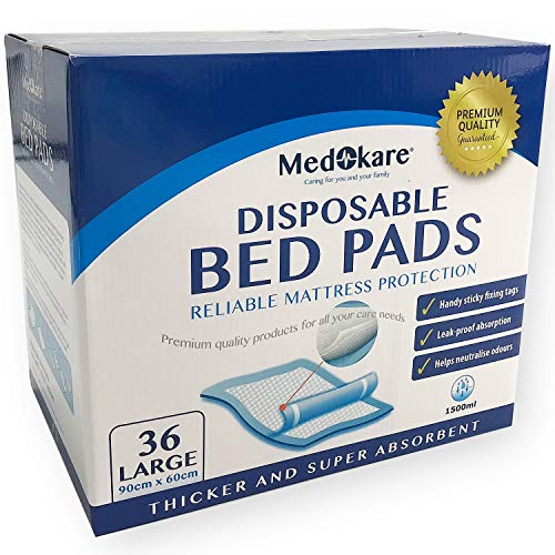 Medokare Disposable Incontinence Bed