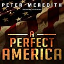 A Perfect America Audiobook by Peter Meredith Narrated by John Eastman