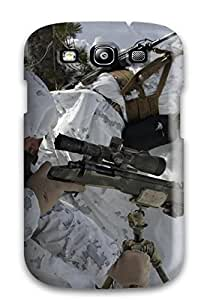 Awesome Case Cover/galaxy S3 Defender Case Cover(us Infantry)