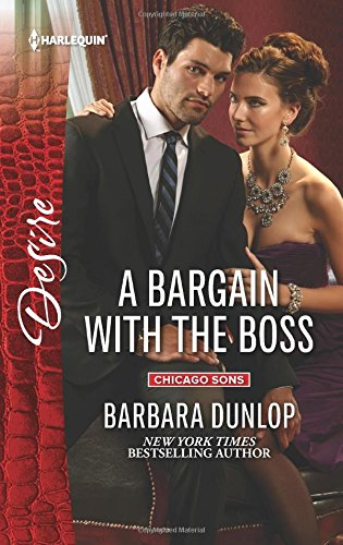 book cover of A Bargain with The Boss