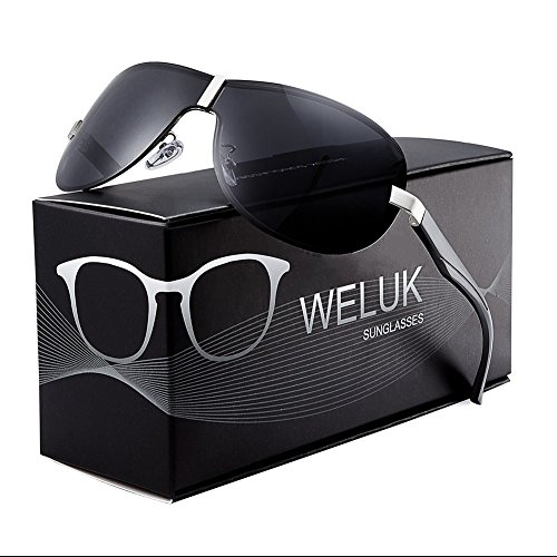 Good quality sunglasses with dark lenses