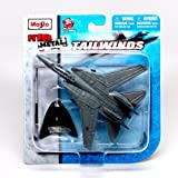 f series helicopter parts - F-14 Tomcat Supersonic Twinjet * Tailwinds * 2011 Maisto Fresh Metal Series Die-Cast Vehicle Collection