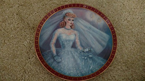 Danbury Mint: 1959 Barbie Bride to Be Collector Plate -