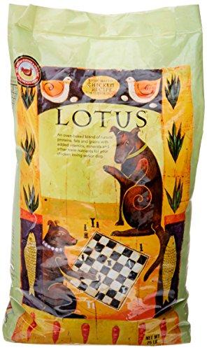 Cheap Lotus Dry Senior Dog Food, 25 lb, Chicken
