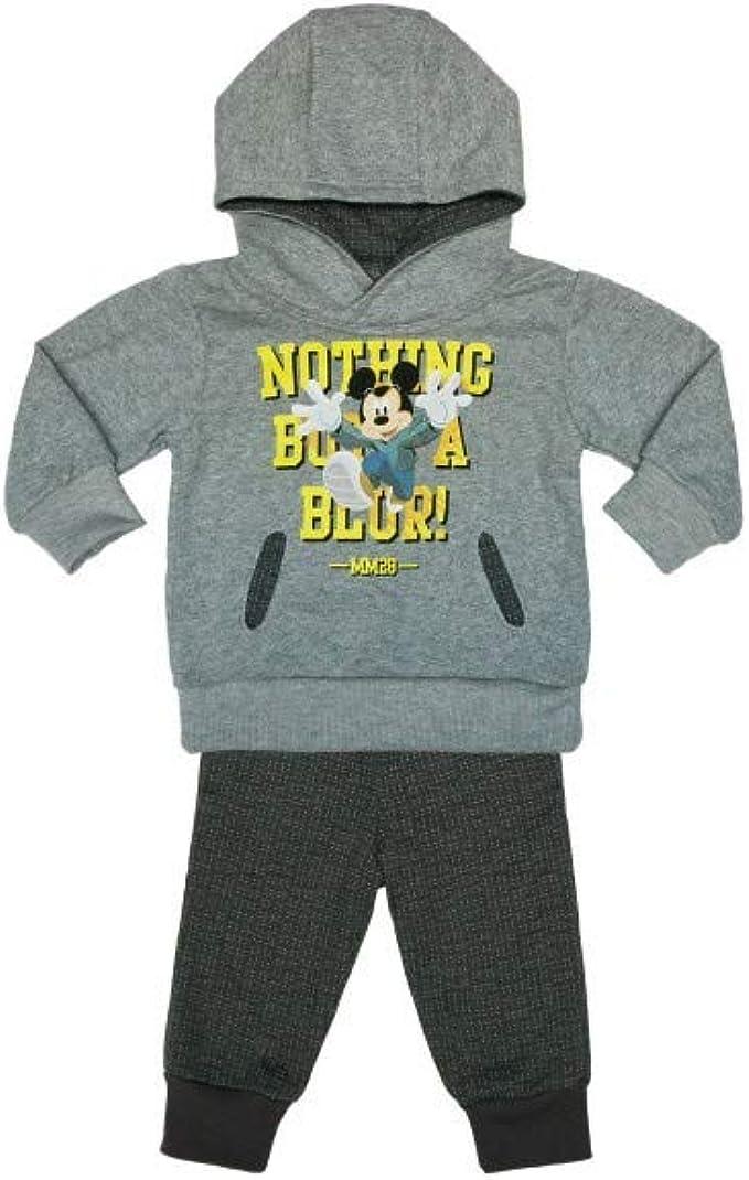 Baby M/ädchen Reissverschluss-Jacke mit Minnie Mouse von Disney Baby aus Baumwolle in Gr/össe 68 74 80 86 92 98 warm dick ohne Kapuze