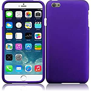 eFashion Quality Hard Protector Case Cover for Apple iPhone 6 Plus (5.5 inch) DPurpleColor also included Elegant Fashion Gift Bag