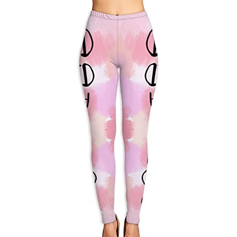 Amazon.com : Xayeu I Am A Child of God Yoga Pants for Women ...