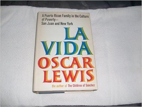 la vida oscar lewis com books
