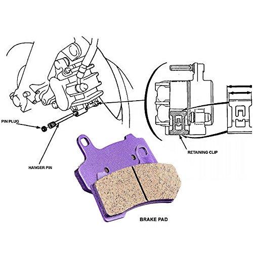 🥇Best Street brake pads July 2019 - STUNNING Reviews