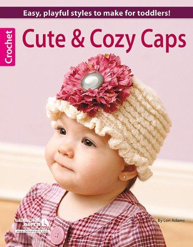 Download Cute & Cozy Caps (Leisure Arts #5574) ebook