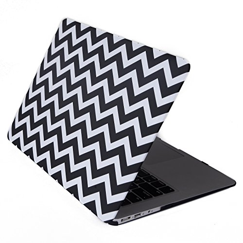 HDE MacBook Chevron Designer Pattern