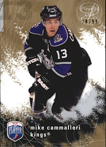 2007-08 Be A Player Player's Club #92 Mike Cammalleri /99 - NM-MT
