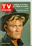 1965 TV Guide Oct 23 Branded - North Texas Edition