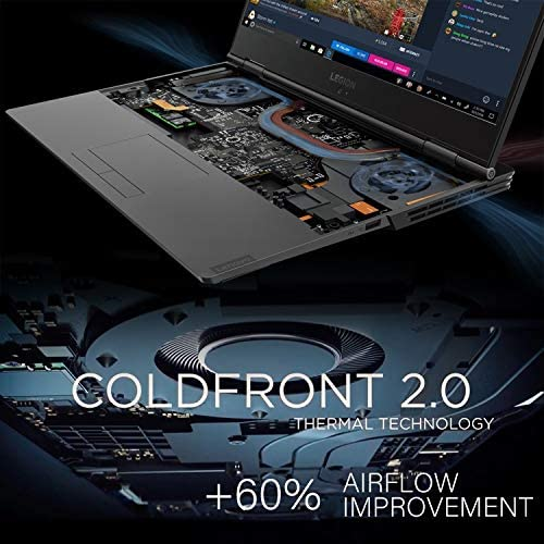 2020 NEWEST LENOVO LEGION GAMING LAPTOP, 15.6'' FHD 240HZ, INTEL CORE I7-10750H, NVIDIA GEFORCE RTX 2060, 32GB RAM, 1TB SSD + 2TB HDD, BACKLIT KEYBOARD, WEBCAM, ZOOM MEETING, WIFI, WINDOWS 10, BLACK