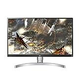lg 27 inch led monitor - LG 27UL650-W 27 Inch 4K UHD LED Monitor with Vesa Displayhdr 400 (2018)