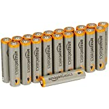 AmazonBasics AAA Performance Alkaline Batteries (20-Pack) - Packaging May Vary