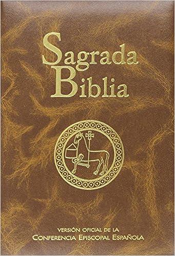 Sagrada Biblia Grande Guaflex Versi.Of: Versión oficial de la Conferencia Episcopal Española: 112 EDICIONES BÍBLICAS: Amazon.es: Conferencia Episcopal Española: Libros
