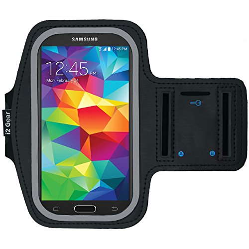 Running & Exercise Armband for Samsung Galaxy S6 S5 S4 ...