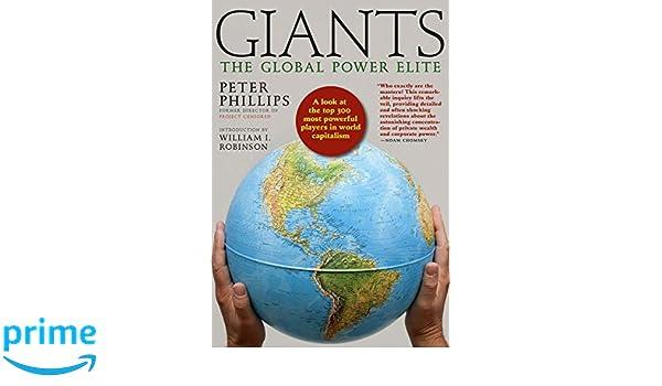 Giants: The Global Power Elite: Amazon.es: Peter Phillips ...