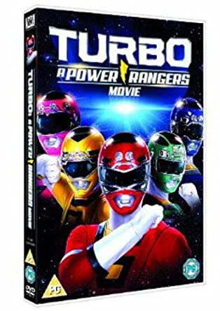 Power Rangers - The Movie [Edizione: Regno Unito] [ITA] [Italia