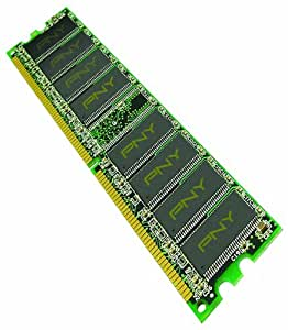 PNY MD1024SD1-400-V2 Optima 1 GB DDR 400 MHz PC3200 Desktop DIMM Memory Module