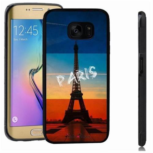 Galaxy S7 edge case, SoloShow(R) Slim Shockproof TPU Soft Case Rubber Silicone for Samsung Galaxy S7 edge -