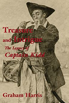 Amazon Com Treasure And Intrigue The Legacy Of Captain border=