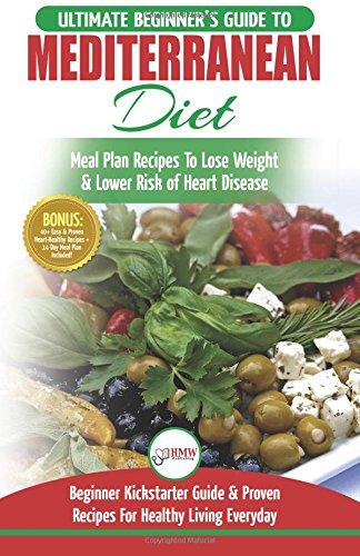 Mediterranean Diet Ultimate Beginners Cookbook product image