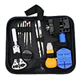 SpeedControl 13 piece Pcs Watch Repair Tool Kit + Black Case Professional Good Helper Household Necessary Set