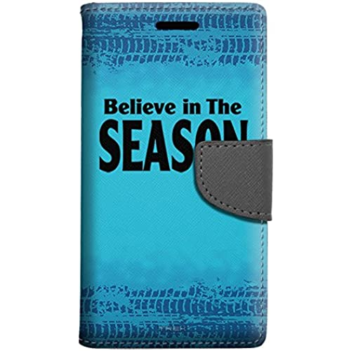 Samsung Galaxy S7 Edge Wallet Case - Belive in the Season Case Sales