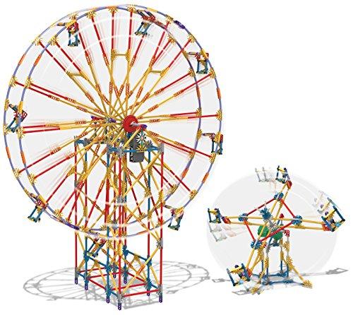 K'NEX 2-in-1 Ferris Wheel Building Set Amazon Exclusive Build Knex Ferris Wheel