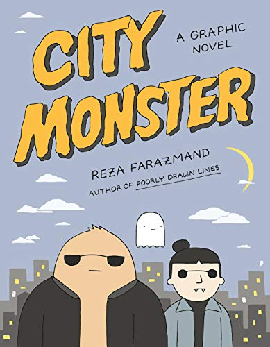 Book Cover: City Monster