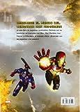 Iron Man 3. Libro de pegatinas