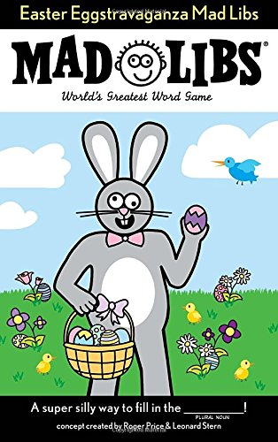 Easter mad libs activities