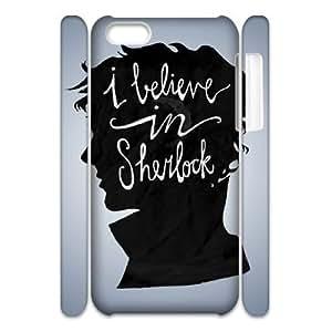 C-EUR Diy 3D Case Sherlock for iPhone 5C