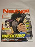 Newtype The Moving Pictures Magazine Japanese June 2005 #6 Cowboy Bebop