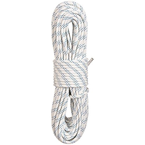 New England KMIII Static Rope - 3/8'' 600 ft./White by New England Ropes