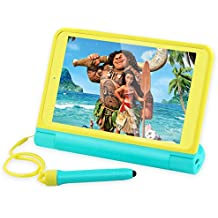 "Dragon Touch K8 Kids Tablet, 8"" HD IPS Display 2GB RAM 16GB Nand Flash Android Tablet, Kidoz Pre-Installed with All-New Disney Content (More Than $80 Value) - Exclusively Designed Stylus"