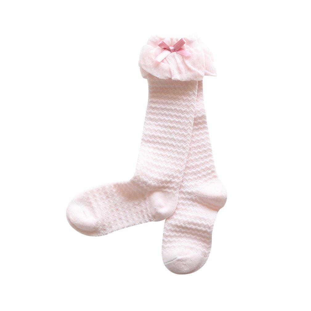 New Knee High Baby Socks Forsummer Baby Socks Newborn Gift For 0-3 Years