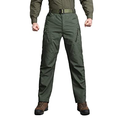 b376f78e95e Photno Cargo Pants Loose Fit Trousers Slim Fit Casual Big and Tall ...