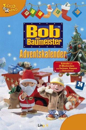 Adventskalender - Bob der Baumeister (Lingoli)