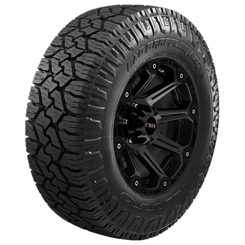 (Nitto EXO GRAPPLER All-Terrain Radial Tire - 275/55-20 120Q)