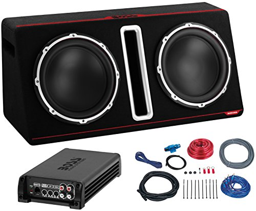 Boss Audio Systems BASS12DAPK Boss Audio - Enclosed Subwoofer Systems Shopping Results
