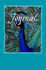 Peacock Journal Paperback