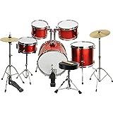 Steinbach Enfants tambours 16 pouces 12-pièce rouge Age Rec. environ 5 - 10 ans