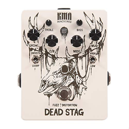 KMA Dead Stag Fuzz/Distortion Pedal (Best Fuzz Pedal Ever)