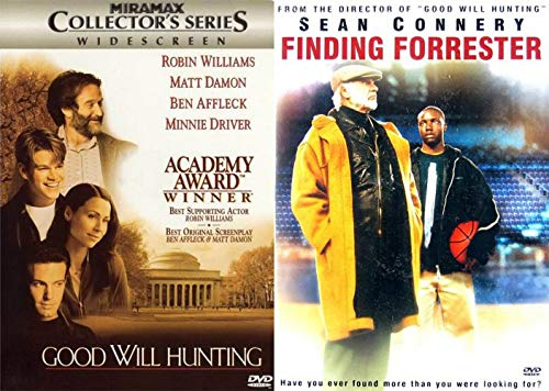 Gus Van Sant Drama Classics - Good Will Hunting (Collector's Series) & Finding Forrester 2-DVD Collection (Patch Adams What Dreams May Come)
