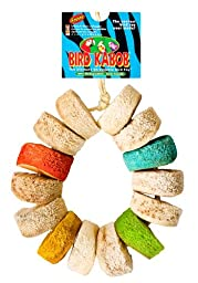 BIRD KABOB Bird Toy, Fresco