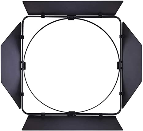 Photographic Lighting BARN DOORS 96MM