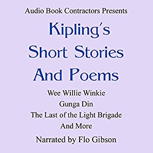 Kipling Short Stories and Poems Audiobook
